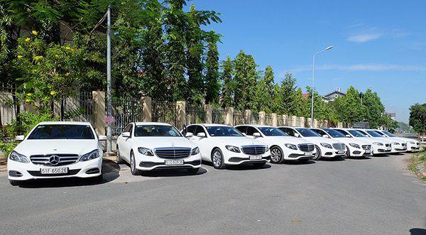 Dịch vụ cho thuê xe cao cấp TP.HCM